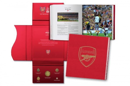 優先預訂Arsenal The Collector's Edition – The Archives Collection